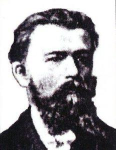 Die beiden wichtigsten Vertreter der Gruppe Naturwissen schaften im Verein für Heimat kunde. Hugo RUFF, der die Erforschung der eemwarmzeitlichen Schichten in den Klinger Tongruben in Gang brachte.