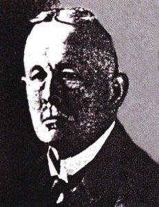 Konrektor Paul KRUSCHE (im Alter von 70 Jahren) der 1931 ehrenamtlich die Leitung des Städtischen Museums übernahm