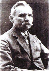 Mittelschullehrer und Stadtarchivar Fritz SCHMID1 ab 1925 ehrenamtlicher Leiter des Städtischen Museums