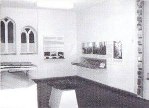Blick in die 1963 eröffnete ständige Ausstellung zu Entstehung, Abbau und Verwertung der Lausitzer Braunkohle