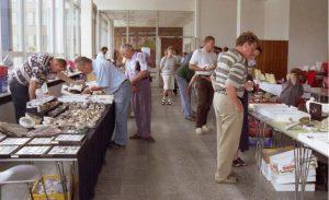 Abb. 4: Tauschtag 1999 der FG Geologie / Mineralogie in Cottbus