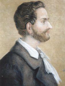 Portrait Ludwig Leichhardts