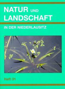 Natur und Landschaft in der Niederlausitz Heft 31