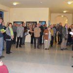 """Eröffnung der Ausstellung """"Leichhardts Landschaften"""" im Cottbuser Rathaus 2013"""