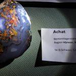 Achat aus der Bentonitlagerstätte Sarigyank bei Achadjur