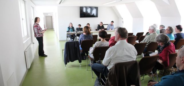 Mitgliederversammlung des NVN Cottbus 2017