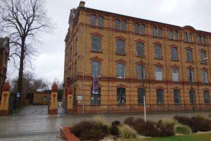 Textilmuseum in Forst (2016)