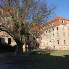 Wanderung vom Brühlschen Schloss nach Hohjeser